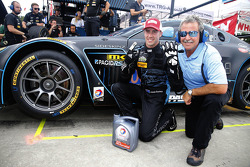 Pole position GTD : James Davison
