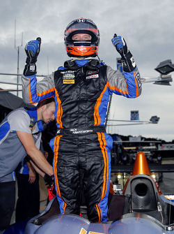 Pole position Jack Hawksworth heureux