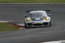 #81 GB Autosport Porsche 911 GT Amerika: Ben Barker, Damien Faulkner, Philipp Eng
