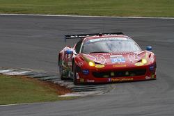 #51 Spirit of Race Ferrari 458 Italia: Pasin Lathouras, Matt Griffin, Michele Rugolo