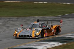 #60 Michael Shank Racing ile Curb/Agajanian Ford EcoBoost/Riley: John Pew, Oswaldo Negri