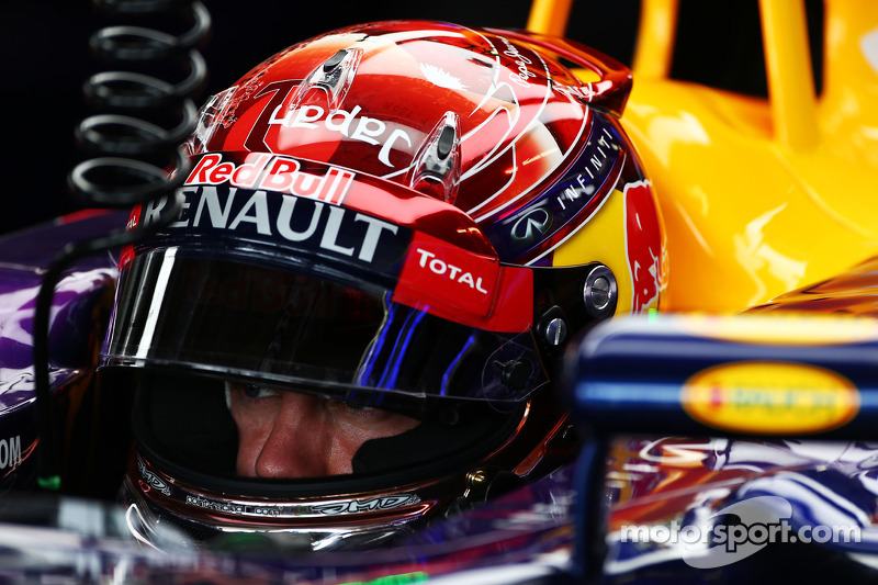 Sebastian Vettel en el GP de Japón 2014 (Red Bull)