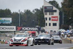 #14 Doran Racing Nissan 370Z: BJ Zacharias, Brad Jaeger