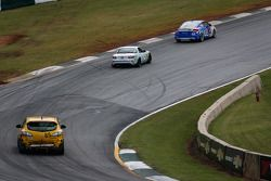 #85 All Out Auto Motorsports 马自达 Speed 3: 约翰·德巴罗斯, 丹尼·斯泰恩