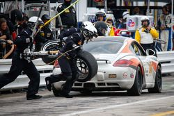 #24 Autometrics Motorsports Porsche Cayman: Cary Friedman, Mac McGehee