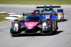 #42 OAK Racing Ligier HPD: Gustavo Yacaman, Alex Brundle, Ho Pin Tung