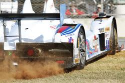 #8 Starworks Motorsport ORECA FLM09: Mirco Schultis, Renger van der Zande, Alex Popow