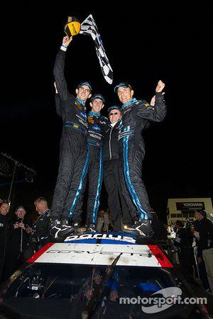 Vainqueurs: Ricky Taylor, Jordan Taylor, Max Angelelli