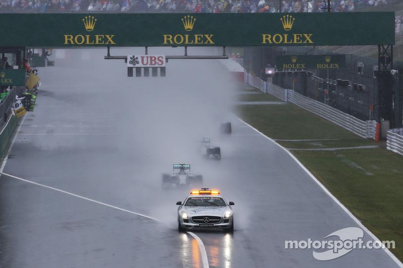 Chuva no GP do Japão de 2014