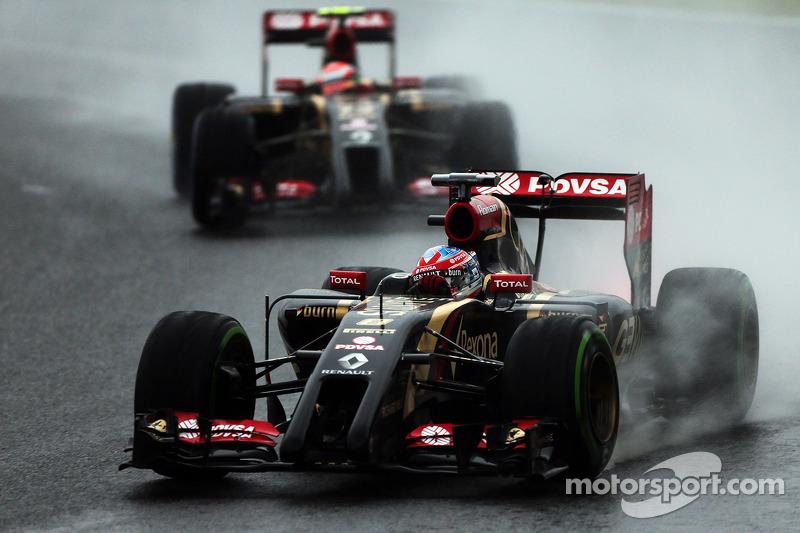 #7 Doppel-Lotus in der Formel 1