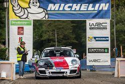 Romain Dumas et Denis Giraudet, Porsche 911
