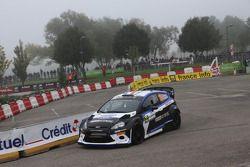 Julien Maurin e Nicolas Klinger, Ford Fiesta WRC