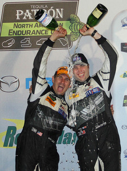 Podium GTD : John Potter, Andy Lally