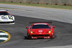 #62 Risi Competizione Ferrari F458: Giancarlo Fisichella, Pierre Kaffer, Olivier Beretta