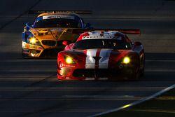 #91 SRT Motorsports Viper: Ryan Hunter-Reay, Kuno Wittmer, Marc Goossens