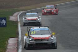 Ma Qing Hua, Citroën C-Elysee WTCC, Citroën Total WTCC