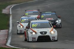 Michael John Soong, SEAT Leon WTCC, Campos Racing