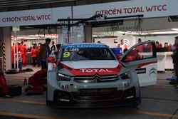 Sébastien Loeb, Citroën C-Elysee WTCC, Citroën Total WTCC