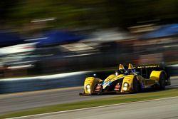 #85 JDC/Miller Motorsports ORECA FLM09: Chris Miller, Stephen Simpson, Mikhail Goikhberg