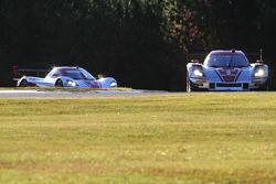 #9 Action Express Racing Corvette DP: Brian Frisselle, Burt Frisselle, Jon Fogarty