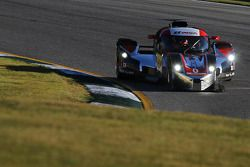 #0 DeltaWing Racing Cars DWC13: Andy Meyrick, Katherine Legge, Gabby Chaves