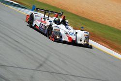 #54 CORE autosport ORECA FLM09: 琼·本内特, 科林·布朗, 詹姆斯·盖