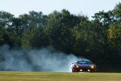 #49 Spirit of Race Ferrari 458 Italia: Piergiuseppe Perazzini, Marco Cioci, Eddie Cheever III