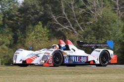 #54 CORE autosport ORECA FLM09: Jonathan Bennett, Colin Braun, James Gue