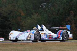 #8 Starworks Motorsport ORECA FLM09: 米尔科·舒尔蒂斯, 伦格尔·范德赞德, 阿历克斯·波波夫
