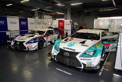 Lexus team area