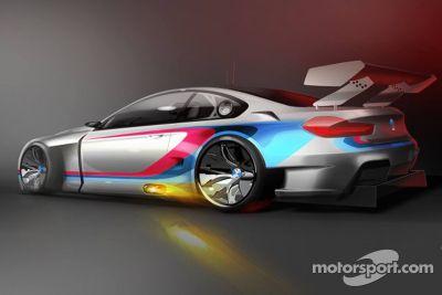 Premier rendu de la BMW M6 GT3 2016