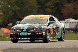 #33 Team Nissan Altima: Lara Tallman, Vesko Kozarov