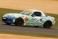 #26 Freedom Autosport Mazda MX-5: Andrew Corbonell, Tom Long