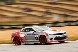 #6 Stevenson Motorsports Chevrolet Camaro Z/28.R: Robin Liddell, Andrew Davis