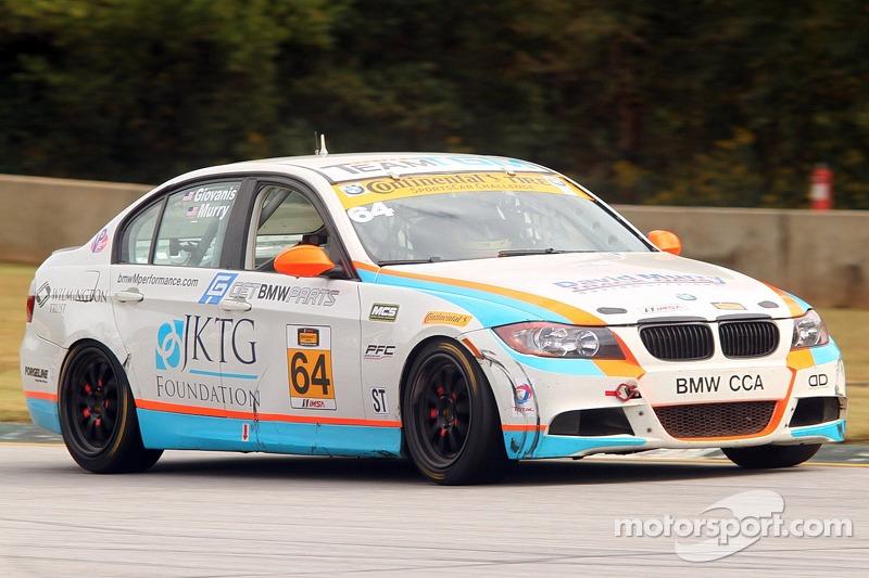 #64 Team TGM BMW 328i: Ted Glovanis, David Murry