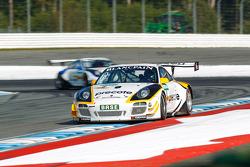 #8 Tonino Team Herberth Porsche 911 GT3 R: Robert Renauer, Dominik Schwager