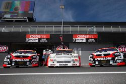 The Holden Racing Team's liveries for Bathurst 1000
