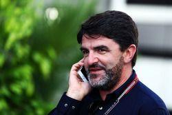 路易斯·加西亚·阿巴斯,法拉利车手费尔南多·阿隆索的车手经纪人