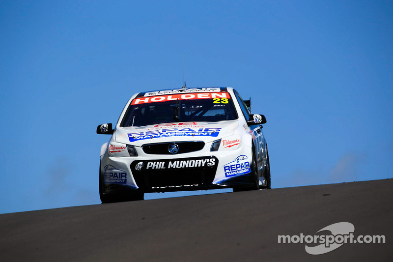 Russell Ingall et Tim Blanchard