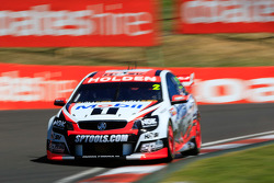 Garth Tander y Warren Luff