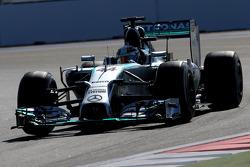 Lewis Hamilton, Mercedes AMG F1 Team  10