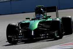 Marcus Ericsson, Caterham F1 Team 10