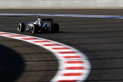 Sergey Sirotkin, collaudatore Sauber C33