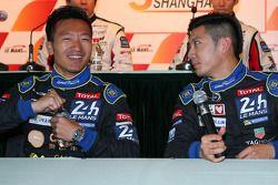 Pole position : David Cheng, Ho-Pin Tung