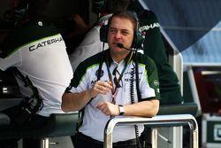 Dr. Manfredi Ravetto, Caterham F1 Team Principal