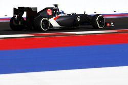 Sergey Sirotkin, Sauber C33 Test Driver