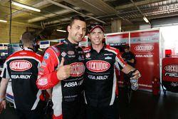 Pole positions Fabian Coulthard e Luke Youlden