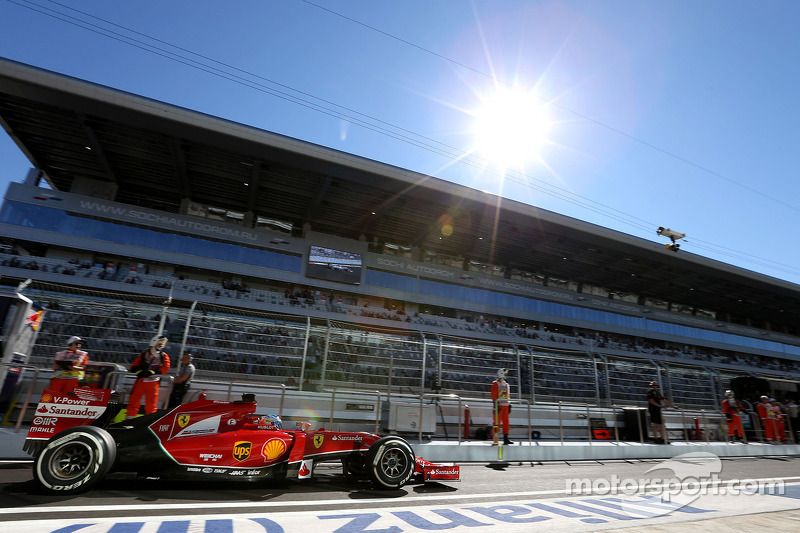 Fernando Alonso, Scuderia Ferrari  11