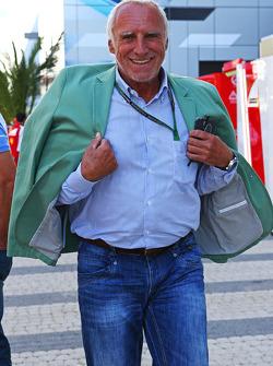 Dietrich Mateschitz, CEO en oprichter van Red Bull