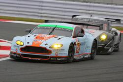 #98 Aston Martin Vantage V8: Paul Dalla Lana, Pedro Lamy, Christoffer Nygaard